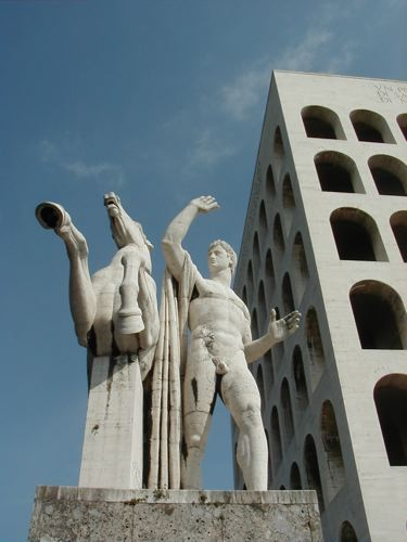 The Fascinating World Of Fascist Architecture